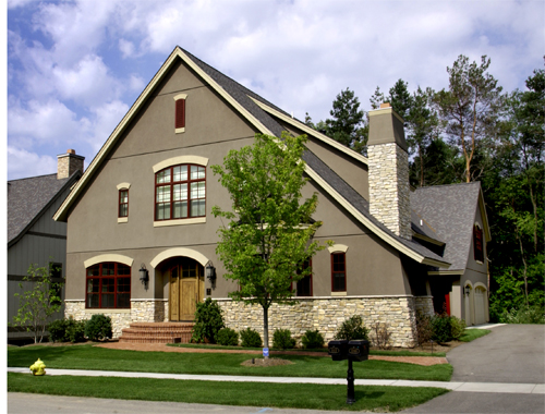 See our similar European style neighborhood in Balsam Hill